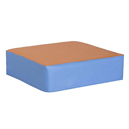 kidunivers–Sitzsack Quadratisch aus Schaumstoff für Kinder von 1bis 3Jahre bebix