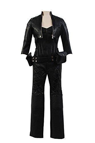 ack Canary Sara Lance Cosplay Kostüm Mädchen M (Black Arrow-kostüm)