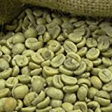 #2: Coffee beans Green 1kg 50% off decaffeinated green beans