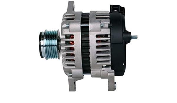 8EL 012 429-701 Lichtmaschine Generator NEU HELLA