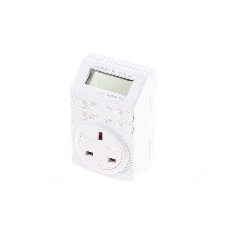 SMJ Digital 24Hr Plug In Timer DT4B1C