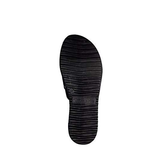 Tamaris femmes Mules 1-27213-001 noir schwarz