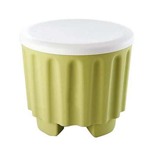 Multifunktionale Lagerung Stuhl Ändern Schuh Hocker Kinder Spielzeug Aufbewahrungsbox-D2