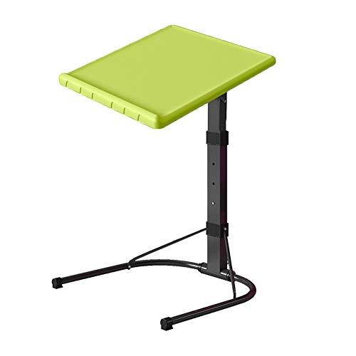 Computer-Schreibtisch, Laptoptisch, gewerbliche Möbel, einfach zu transportieren 430x420x(58-69.5) cm grün -