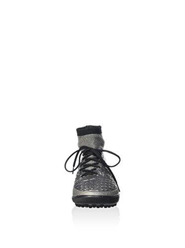 Nike Magistax Proximo Tf, Scarpe sportive, Uomo Multicolore (Gris / Plateado / Negro (Mtlc Pewter / Black-White-White))