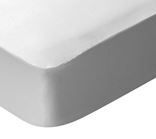 Pikolin Home - Protector colchón cuna Lyocell, híper-transpirable