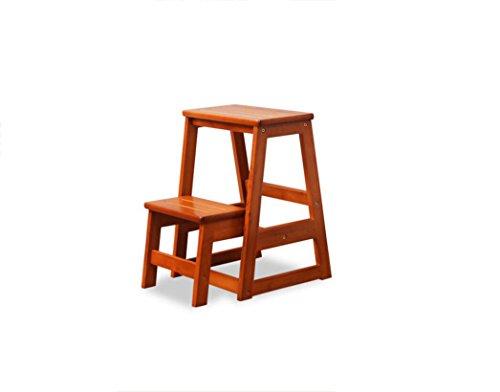 Sgabello In Legno Pieghevole : Xin stool sgabello in legno massello sedia a scala scala a due