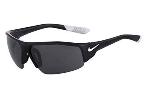 Nike Herren Skylon Ace Xv Ev0857 Sonnenbrille, Schwarz (MtBlck/WhW/GrySlFl), 75
