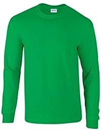 Gildan T-Shirt à manches longues en coton?