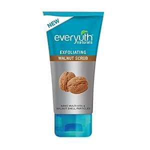 Everyuth Exfoliating Walnut Scrub (25gm) (pack of 3)
