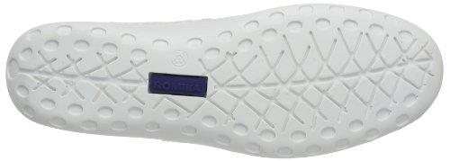 Romika  Helena 02, Bas femme Blanc - White - Weiß (weiss 000)