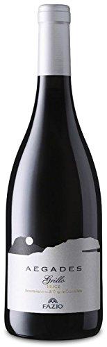 Fazio - vino aegades grillo doc erice - 2014-1 bottiglia da 750 ml