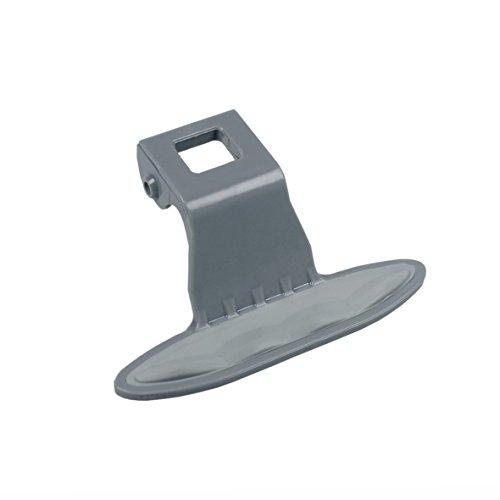 Original LG meb61281101Waschmaschine & Waschmaschine Trockner Tür Griff–Grau