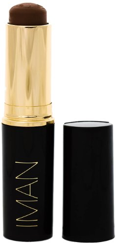 Iman Cosmetics Second To None Stick Foundation, Earth 7 -