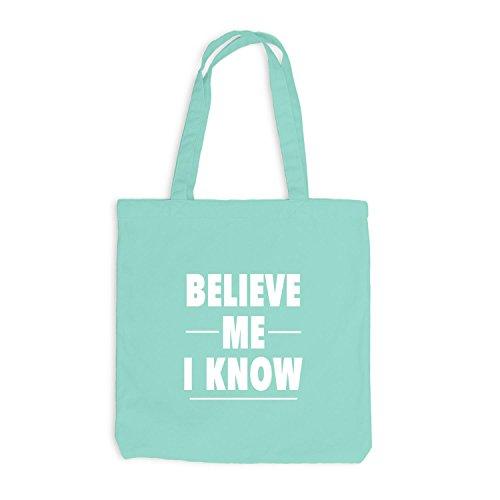 Jutebeutel: Credimi, Conosco La Menta
