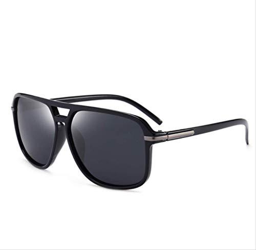 Preisvergleich Produktbild shengbuzailai Klassische Hd polarisierte Sonnenbrille-Männer,  die Markendesign-Sonnenbrille- Mann-Spiegel-Retro- Sonnenbrille-Schutzbrille S3 fahren