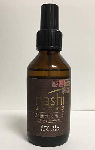 Nashi Argan Dry Oil Body Perfect 100ml - Dry Oil Body