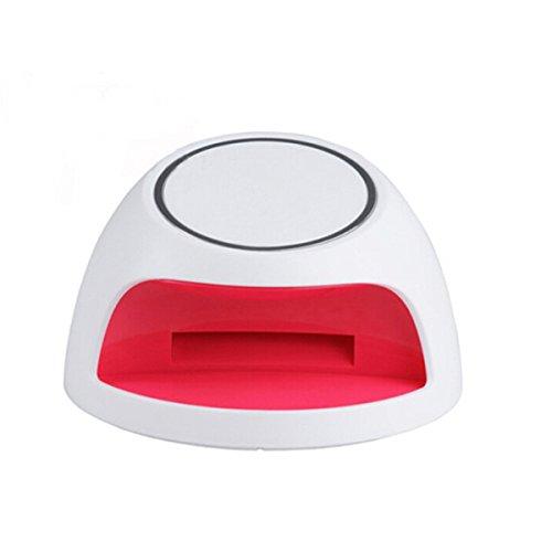 leorx-mini-essiccatore-uv-del-chiodo-per-smalto-per-unghie-manicure-vernici-bianco-rosso