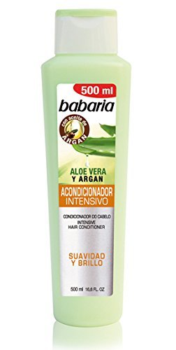 Babaria Aloe Vera Conditionneur Intensif 500 ml - Lot de 2