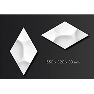 NMC ARSTYL Ornament 3D Wall Tiles Ray (550X320X33MM)