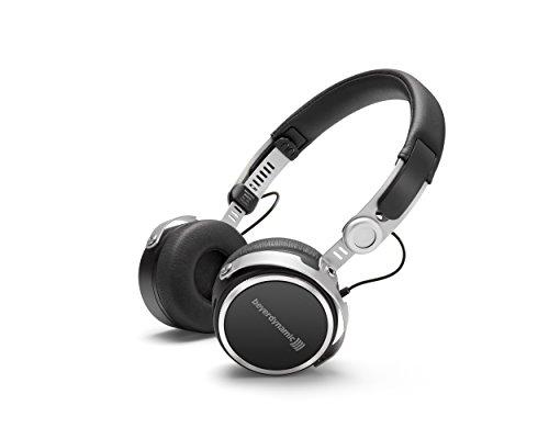 beyerdynamic Aventho wireless on-Ear-Kopfhörer mit Klang-Personalisierung in schwarz. 30 Stunden Akkulaufzeit, Bluetooth kabellos, MIY App, Mikrofon - 6