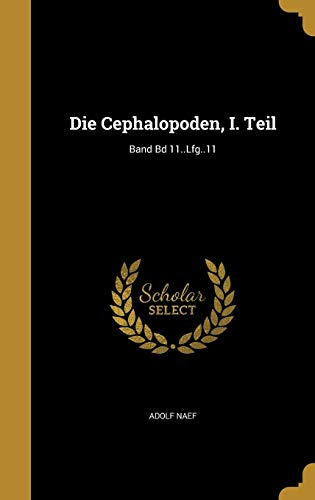 GER-CEPHALOPODEN I TEIL BAND B