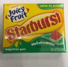 wrigleys-juicy-fruit-starburst-watermelon-flavoured-sugarfree-chewing-gum-15-stick-pack