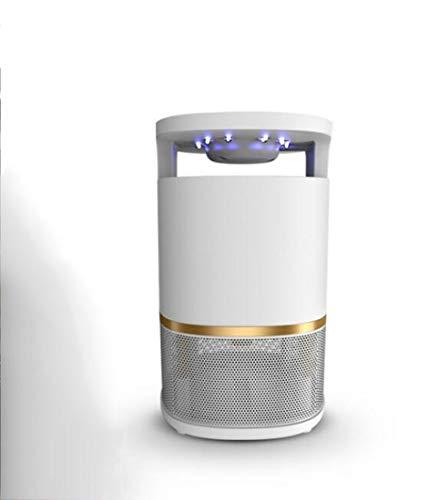 USB Mosquito Killer Haushalt Indoor / Outdoor Smart Light Control Inhalation Mückenschutz Mückenschutz Photokatalysator LED Fliegenmückenschutz (Weiß, Schwarz) (Farbe: Weiß)8fd9cdd8f4db2bd633174a12 -