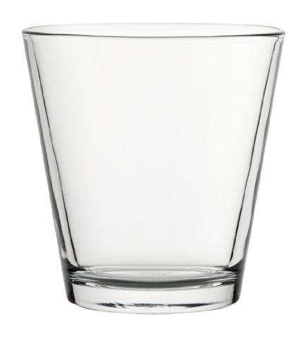 Cl Wasser (UTOPIA p52516City Wasser Glas, 8,75OZ, 25cl (48Stück))