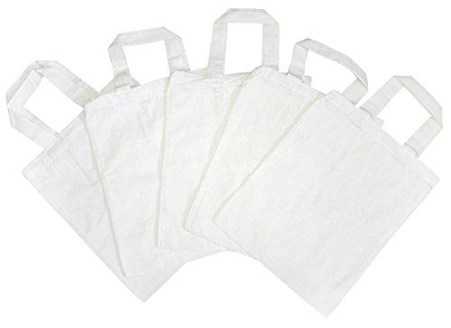 Eduplay Taschen klein 5er Set (Jute-tasche Kleine)