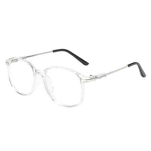 Xinvision Klassisch Kurzsichtig Gläser,Voll Rahmen Brille Kurzsichtigkeit Myopia Brillen CR-39 Harz Lentilles -1.00~-6.00 mit Brille Shell für Jungen Mädchen (Diese sind nicht Lesen Brille)
