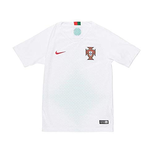 Nike Infantil fútbol NK BRT Halmstad JSY SS AW Camiseta