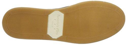 Coffee Herren dOro Pantofola Mid Bean Hohe Frederico Uomo Braun Sneaker 7Bfwq
