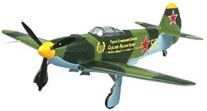 Trumpeter Easy Model 37227 - Avión Yak-3 de Rusia Oriental de 1945 Importado de Alemania