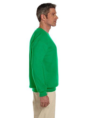Gildan Heavy BlendTM adulto felpa girocollo Irish Green
