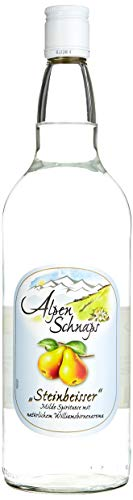 "Alpenschnaps""Steinbeisser"" Williamsbirne (3 x 1 l)"