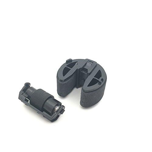 Paper Separation Roller (OKLILI 10SET X CC430-67901 RM1-4425-000 RM1-4426-000 RM1-8765 Pickup Feed Separation Roller für HP CM1312 CM2320 CP2025 CP1215 CP1515 CP1518 CM1415 CP1525 Pro 200 M251 Für Canon MF8050 8350 8380)
