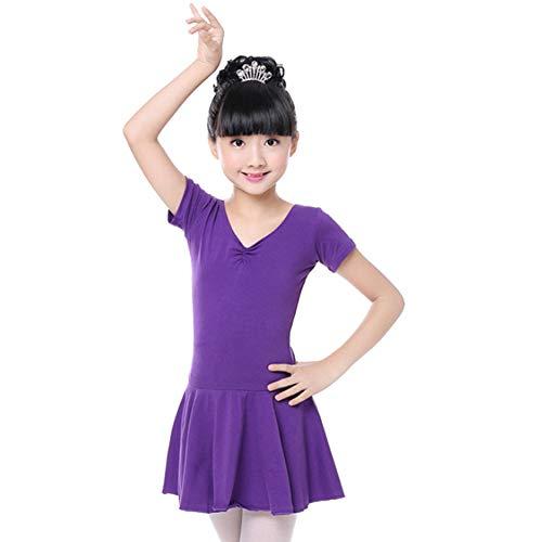 Daytwork Mädchen Ballett Röcke - Kinder Performance Kostüme Pettiskirt Riemen Prinzessin Kleid Tanz Rock Übung Kleidung
