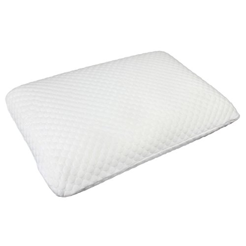 JSB MF008 Classic Memory Foam Pillow (24' X 16' X 5.2')