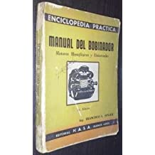 Manual del bobinador. Motores monofásicos y universales