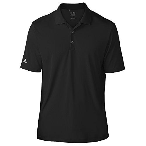 Adidas Teamwear - Polo a Manica Corta - Uomo Nero