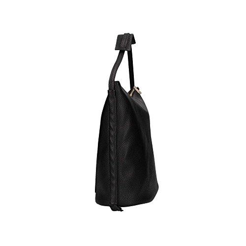 Armani Jeans Donna Borse a tracolla 922285 7A813 00020 WOMENS HOBO BAG Nero