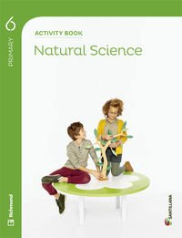 NATURAL SCIENCE 6 PRIMARY ACTIVITY BOOK - 9788468027418