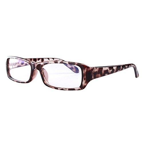 AiSi Unisex Anti Blaues Licht Brille Computerbrille ohne Stärke für Computer/Telefon / Tablets,...