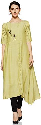 CIDA Women's Cotton Asymmetric K