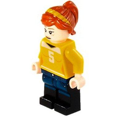 LEGO TMNT - APRIL O'NEIL Minifiguren - Teenage Mutant Ninja Turtles