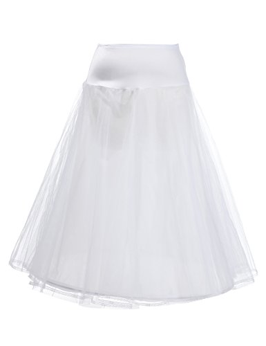 Alicepub A Line Wedding Dress Petticoat Underskirt for sale  Delivered anywhere in UK