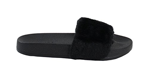 Noir 36 EU by ShoesAppendere con pellicciaDonna Nero nero 36 twb