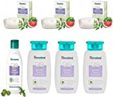 Himalaya Refreshing Soap 125Gm*3 + Baby Shampoo 200Ml*3 +Baby Massage Oil 200Ml