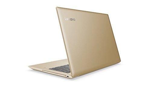 Lenovo ideapad 520 80YL00RBIN 15.6-inch Laptop (Core i7-7500U(H)/16GB/2TB/Windows 10 Home/4 Graphics), Golden